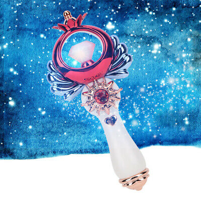 For Kid Girl Sweet Wand Fairy Electric Magic Music Light Stick Flashing Toy Gift • 7.51£
