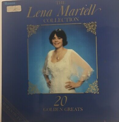 "Lena Martell. The Collection. 12"" Vinyl LP. Visually Inspected No Surface Marks. • 1.70£"