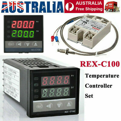 AU11.39 • Buy 220V Intelligent Digital Temperature Controller Mini Thermostat Switch XH-W3002