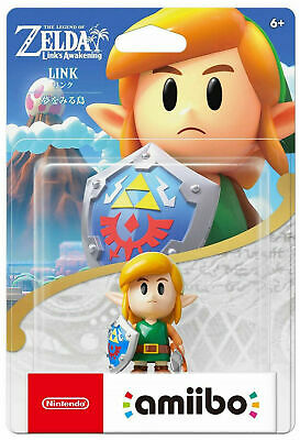 AU44.50 • Buy Nintendo Amiibo Legend Of Zelda Link's Awakening 3DS Wii U Switch BNIB