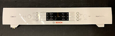 Bosch SMS50E12UK/01 Dishwasher Front Fascia Control Console Panel • 22.99£