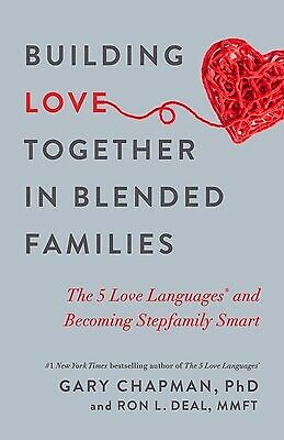 AU27.79 • Buy Building Love Together In Blended Families 5 Love Languages By Chapman Gary