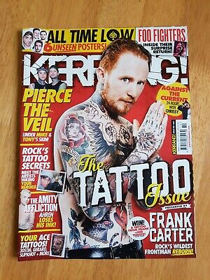 £2.50 • Buy Kerrang! Magazine Issue #1661 March 11th 2017