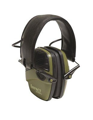 £72.76 • Buy Electronic Ear Defenders Howard Leight Impact Sport Shooting Earmuffs Protection