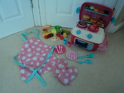 £15 • Buy ELC Mini Sizzling Kitchen With Accessories Age 3yrs+