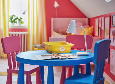 IKEA MAMMUT SERIES Kids Chairs, Stools, Tables, Indoor/Outdoor /Colourful ✅ • 21.49£