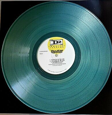 FUNKDOOBIEST - BOW WOW WOW 12  Clear Vinyl Promo IMMORTAL RECORDS Hip Hop 1993 • 4.99£
