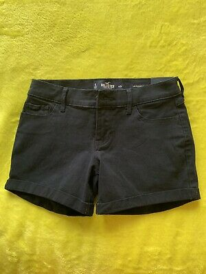 AU21 • Buy Hollister Women Shorts Size W24/0 Brand New With Tag Navy Blue