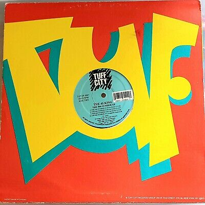 THE 45 KING - THE 900 NUMBER EP 12  Vinyl 1992 Tuff City Old School Hip Hop • 4.99£
