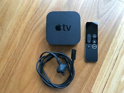 AU161 • Buy Apple TV (5th Generation) 4K 64GB HD Media Streamer - A1842 - As New