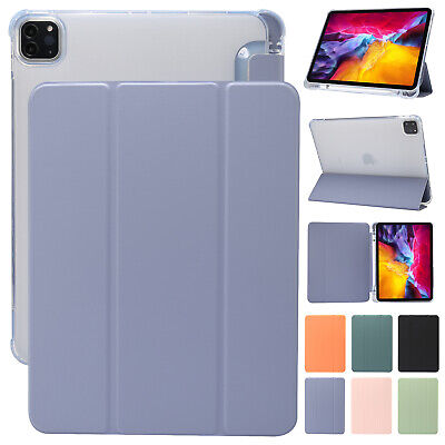 AU20.59 • Buy Case For IPad 10.2  8th 7th Pro 11  9.7 Mini Air Auto Sleep Silicone Clear Cover