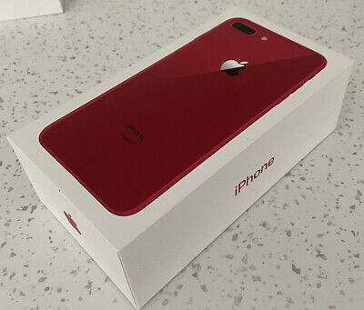 Apple IPhone 8 Plus RED - 64GB - Grade A Condition!!!(Unlocked) • 165£
