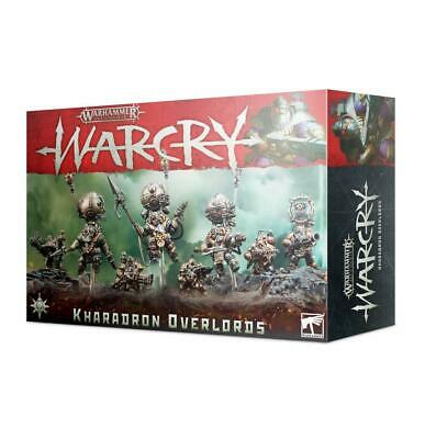 AU79.82 • Buy Warhammer Age Of Sigmar Warcry Kharadron Overlords New