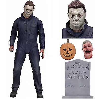 Halloween 7  Scale Action Figure - Ultimate Michael Myers Model Doll Gifts Toys • 22.98£