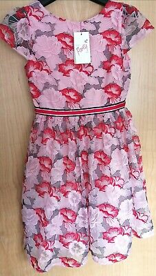 Yumi Party Girl Seaside Floral Dress Age 13 BNWT  • 5£
