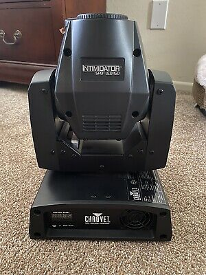 £424.76 • Buy Perfect Condition CHAUVET Intimidator Spot LED 150 Moving Head Party Light 360°