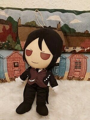 Black Butler Great Eastern Entertainment Co In Manga Plush Doll Approx 9halfinch • 20£