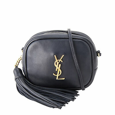 AU1732 • Buy YSL Blogger Leather Crossbody Bag