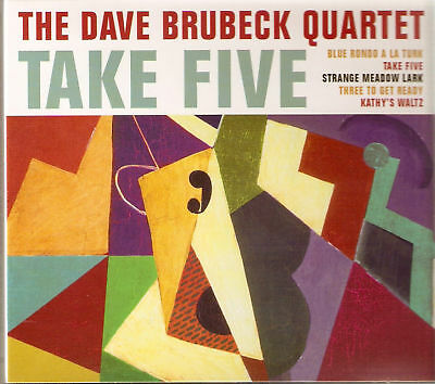 The Dave Brubeck Quartet - Take Five 3CD 2011 NEW/SEALED • 6.98£