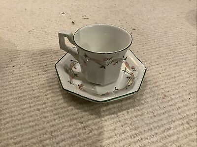 China Coffee Cups And Saucers X 16 Eternal Beau • 2.30£