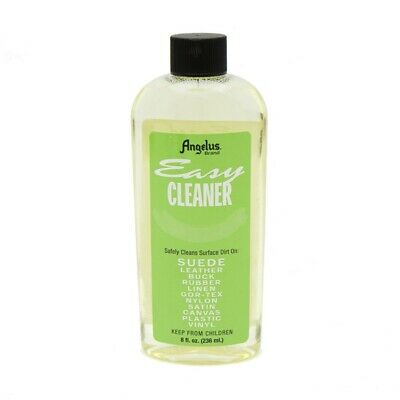 £8.99 • Buy Angelus Brand Easy Cleaner For Shoes Sneakers Leather Suede Rubber Nylon Satin