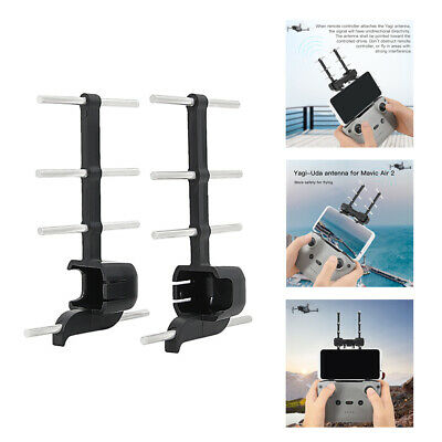 AU16.16 • Buy Yagi-UDA Antenna Signal Booster Range Extender For DJI Mavic Air 2 Accessories