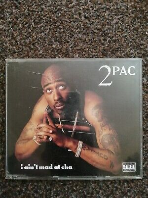 2 Pac - I Aint Mad At Cha, CD Single 1996. • 2.49£