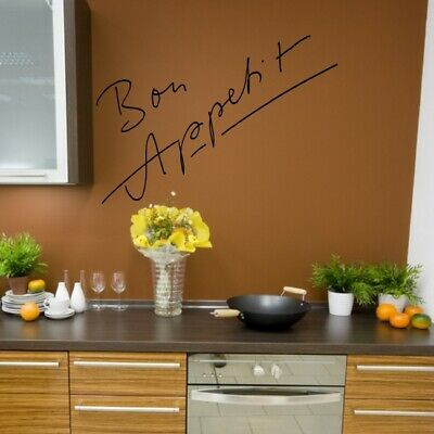 BON APPETIT Wall Quote Sticker Kitchen Dining Room Removable Decal • 9.99£