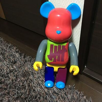 $184.52 • Buy Bearbrick Undefeated Collaboration 400 Percent Finally At Last