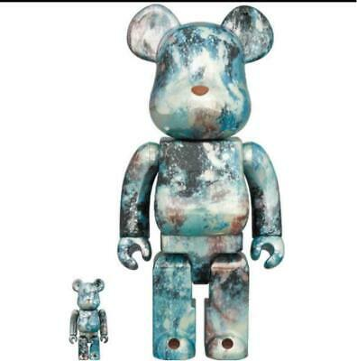 $404.22 • Buy Bb Rbrick Pushead 5 Passhead Bear Bricks 400 100
