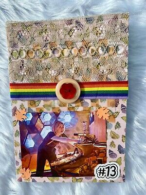 Doctor Who, Thirteenth Doctor, Homemade Notebook, Rainbow • 2.10£