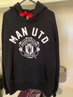 Mens Manchester United Hoodie • 15£