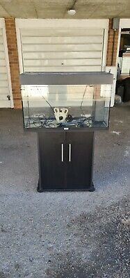 £149 • Buy Juwel Rio 125 Litre Fish Tank And Cabinet London Same Day Delivery
