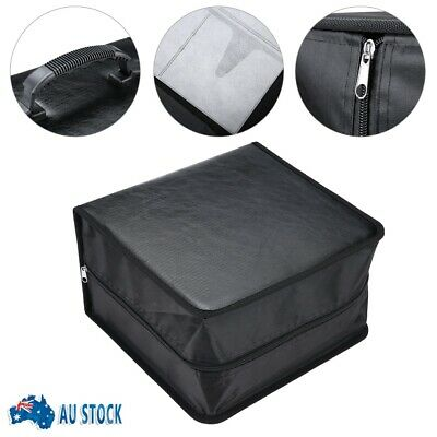 AU17.50 • Buy 520 Capacity Disc CD DVD Case Wallet Storage Holder Booklet Album Folder Bag Box