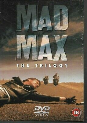 Mad Max - The Trilogy: (DVD 2001 Region 2) Mel Gibson : Director  George Miller  • 11£
