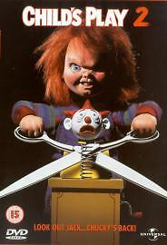 Child's Play 2 DVD (2008) Alex Vincent, Daily Fast Free UK Postage • 8.19£