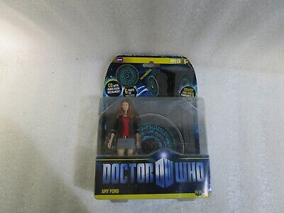 £19.97 • Buy Character Options Doctor Who Amy Pond Pandorica Cube Figure 5 Inch Set & CD No 5