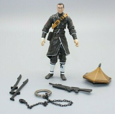 $ CDN39.19 • Buy GI Joe CUSTOM 1:18 3.75 Ninja Arashikage Ninja Trainee Martial Arts Figure