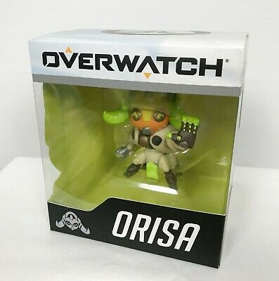 AU34.99 • Buy NEW Blizzard Overwatch Orisa Cute But Deadly Figure