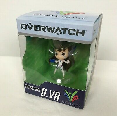 AU24 • Buy NEW Blizzard Overwatch Taegeukgi D.VA Cute But Deadly Summer Games Figure