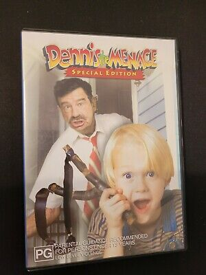 £5.76 • Buy Dennis The Menace - Special Edition - DVD - Region 4 - FREE POST!!