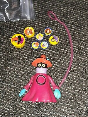 $99.99 • Buy Vintage Motu Masters Of The Universe Orko  Figure 100% Complete Coin Trick