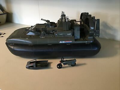 $ CDN521.36 • Buy GI JOE KILLER WHALE HOVERCRAFT Vintage Figure Vehicle COMPLETE & UNBROKEN 1984