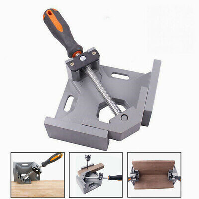90 Degree Right Angle Clamp Woodworking Corner Clamp Vice Grip Wood Welding Tool • 10.29£
