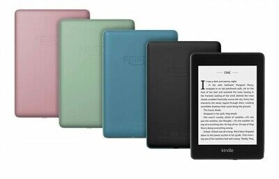 AU189 • Buy Amazon Kindle Paperwhite (2018) 8Gb WiFi EReader Waterproof 10th NEW COLOURS