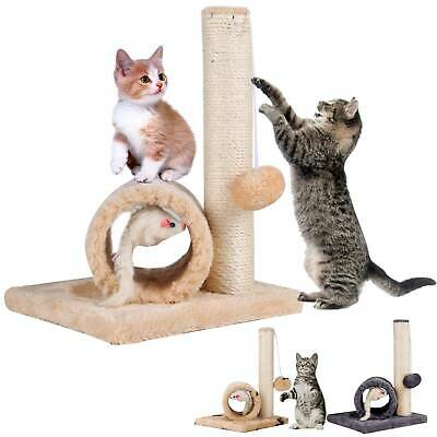 Cat Tree Condo Furniture Scratching Post Scratcher Pet Bed House Play Toy • 9.39£