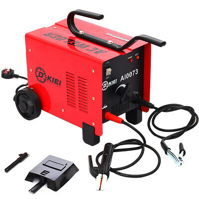 INDUSTRIAL METALWORKING MIG 250Amp WELDER GASLESS WIRE WELDING MACHINE WITH KIT  • 99.54£