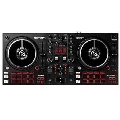 £198 • Buy Numark Mixtrack Pro FX 2-Deck Serato DJ Controller With FX Paddles Brand New
