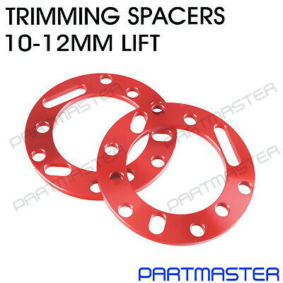 AU55 • Buy For Toyota Hilux KUN26 N70 Front Coil Spacers Strut Trimming Level Lift 10-12mm
