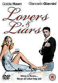 £3.49 • Buy Goldie Hawn & Giancarlo Giannini - Lovers And Liars (DVD, 2008) -15 And Over
